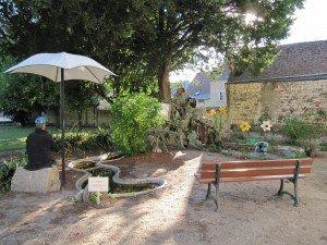 Fontaine de Sepmes