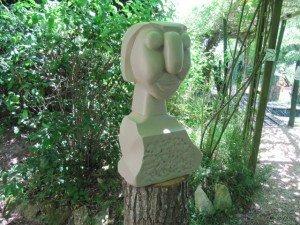buste réalisée par Jacques PARENT